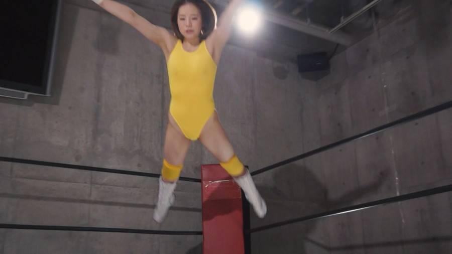 【HD】妄想女子プロレス改Vol.3 サンプル画像02