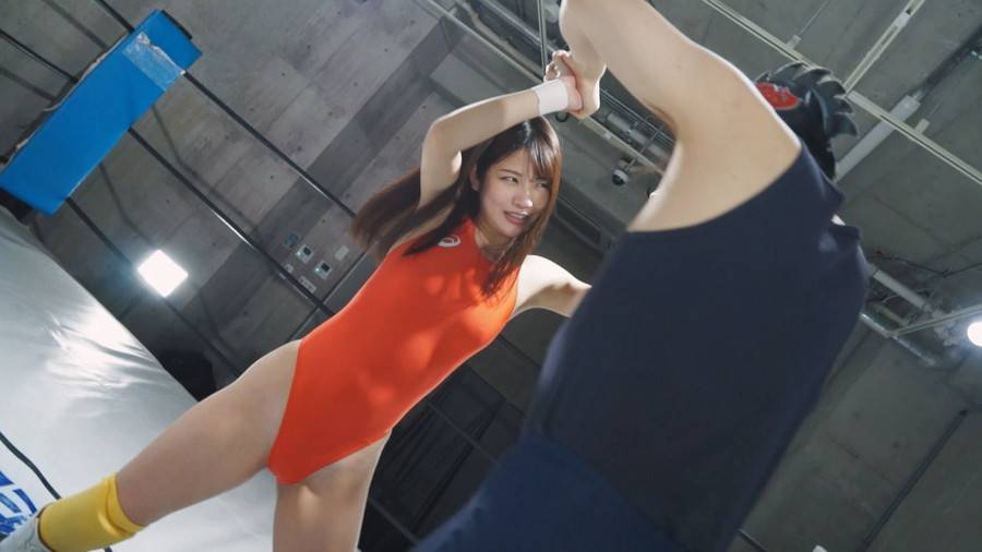 【HD】ミックスプロレスマニアの女達01【プレミアム会員限定】 サンプル画像12
