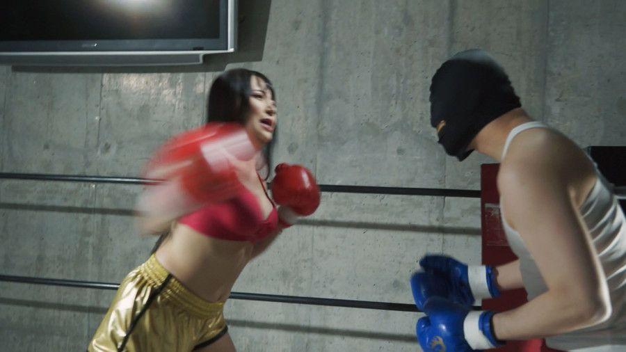 【HD】MIXED BOXING FETISH 01【プレミアム会員限定】 サンプル画像09