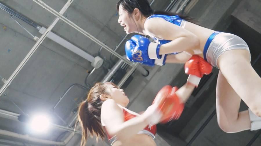 【HD】妄想女子ボクシング改 Vol.03【プレミアム会員限定】 サンプル画像02
