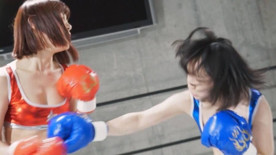 【HD】妄想女子ボクシング改 Vol.03【プレミアム会員限定】 サンプル画像05