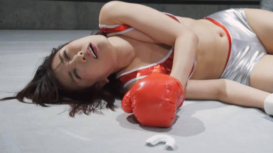 【HD】妄想女子ボクシング改 Vol.03【プレミアム会員限定】 サンプル画像06
