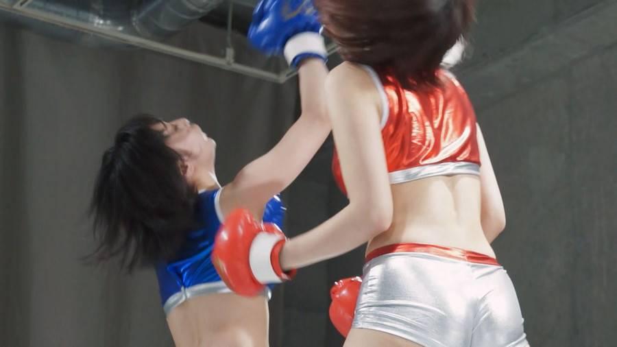 【HD】妄想女子ボクシング改 Vol.03【プレミアム会員限定】 サンプル画像07