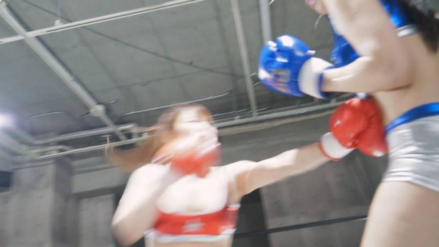 【HD】妄想女子ボクシング改 Vol.03【プレミアム会員限定】 サンプル画像12