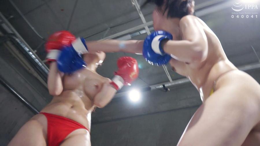 【HD】妄想女子ボクシング改 Vol.04【プレミアム会員限定】 サンプル画像12