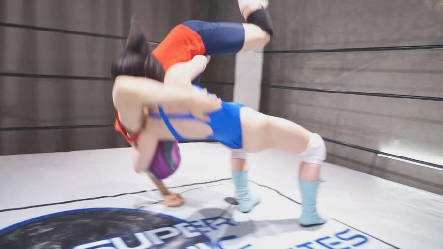【HD】女虐めプロレスリターンズ Vol.01 サンプル画像09