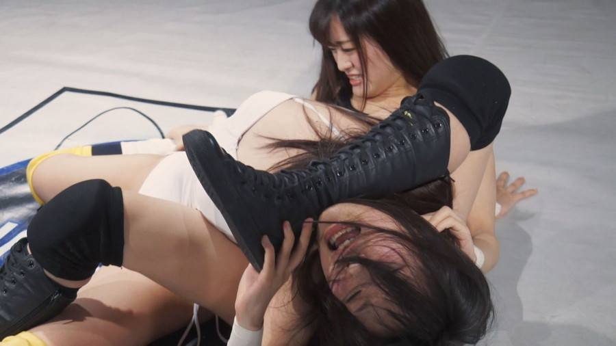 【HD】団体対抗戦Vol.08 SSS vs BWP 乙咲あいみvs水嶋アリス サンプル画像04