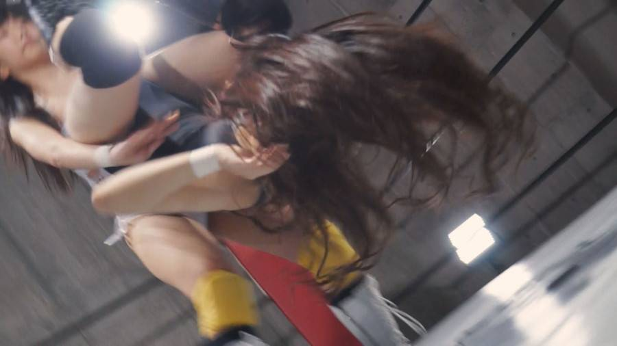 【HD】団体対抗戦Vol.08 SSS vs BWP 乙咲あいみvs水嶋アリス サンプル画像10