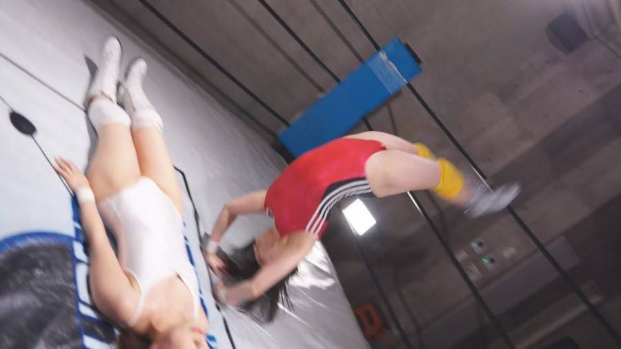 【HD】団体対抗戦Vol.09 SSS vs CF×FC 鈴屋いちごvsスイレン小峰【プレミアム会員限定】 サンプル画像03