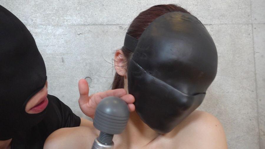 【HD】覆面少女 Ser.No NM-01 サンプル画像02
