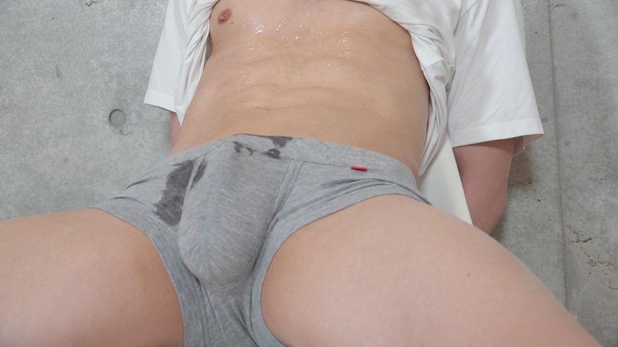 【HD】日常男子限界絶頂テスト サンプル画像04