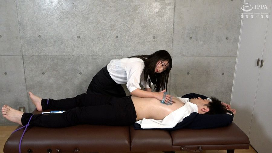 【HD】くすぐり女子 堅物大学教授 拘束強制くすぐり責め サンプル画像08