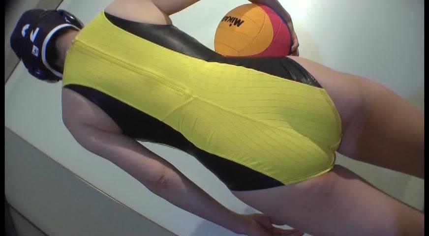 水球用競泳水着 嬲って濡らしてハメて サンプル画像01