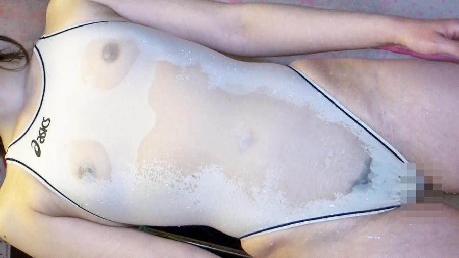 カツオの競泳水着鑑賞&撮影講座 サンプル画像06
