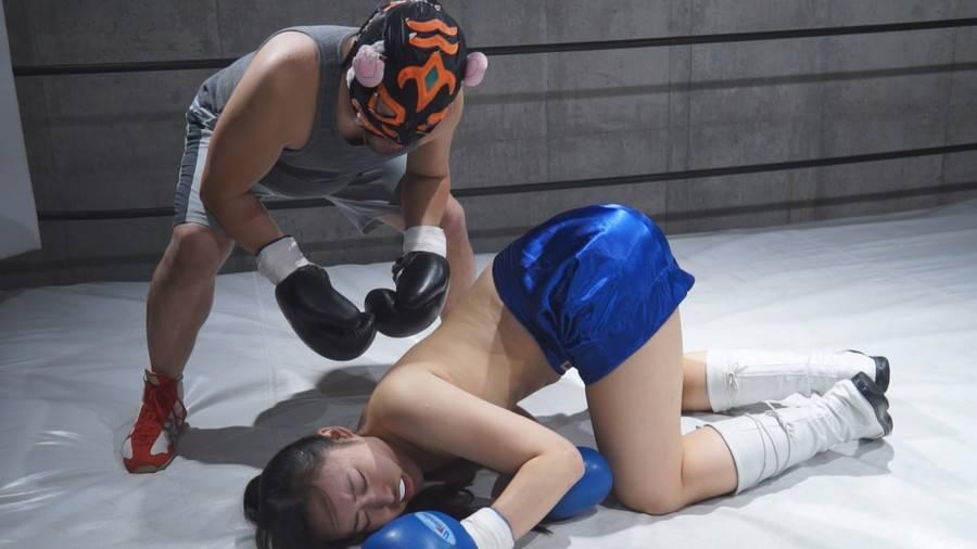 【HD】Beautiful Naked One-sided Boxing Vol.1(ビューティフル・ネイキッド・ワンサイド・ボクシング) サンプル画像04