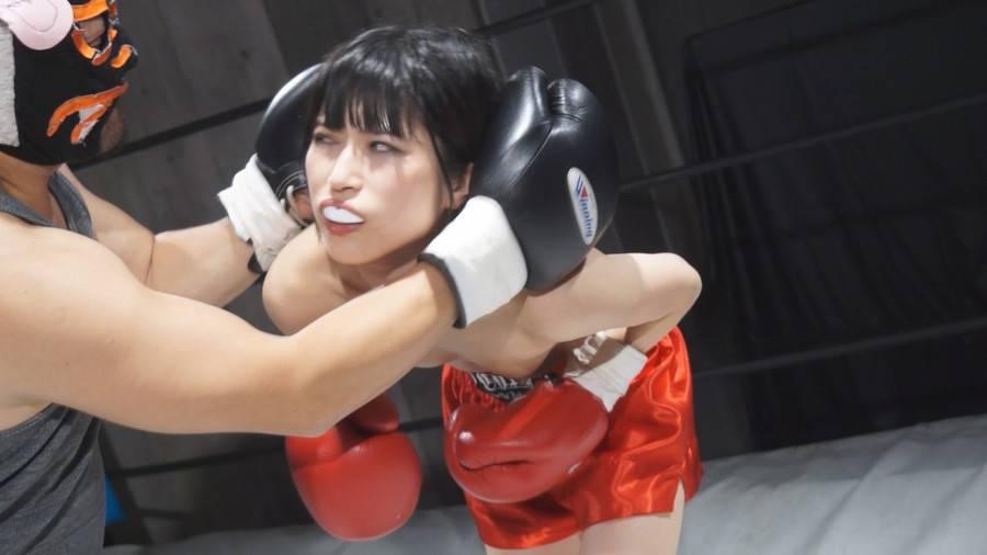 【HD】Beautiful Naked One-sided Boxing Vol.1(ビューティフル・ネイキッド・ワンサイド・ボクシング) サンプル画像07