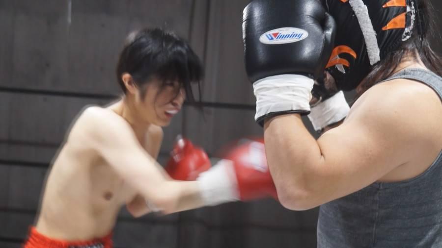 【HD】Beautiful Naked One-sided Boxing Vol.1(ビューティフル・ネイキッド・ワンサイド・ボクシング) サンプル画像08