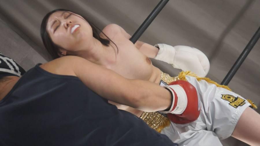 【HD】Beautiful Naked One-sided Boxing Vol.2(ビューティフル・ネイキッド・ワンサイド・ボクシング) サンプル画像02