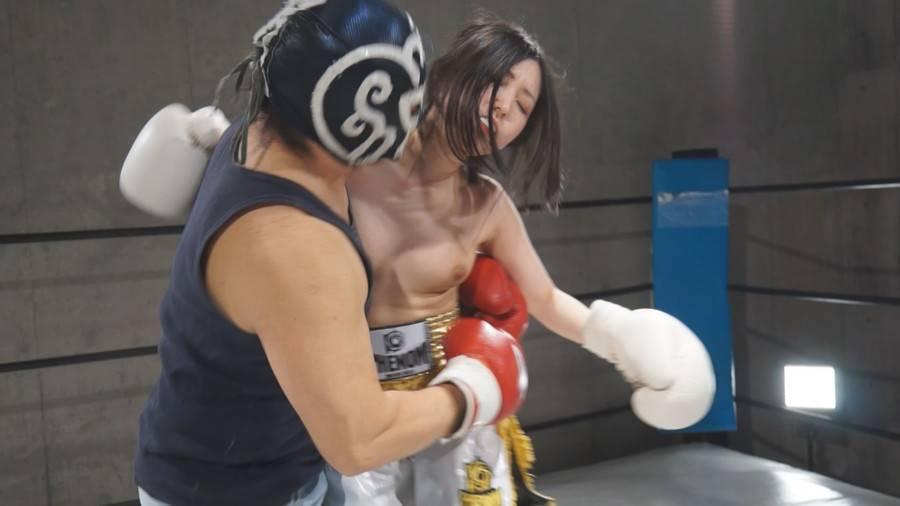 【HD】Beautiful Naked One-sided Boxing Vol.2(ビューティフル・ネイキッド・ワンサイド・ボクシング) サンプル画像04