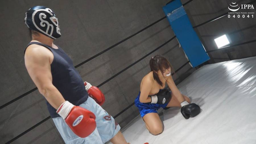 【HD】Beautiful Naked One-sided Boxing Vol.2(ビューティフル・ネイキッド・ワンサイド・ボクシング) サンプル画像07
