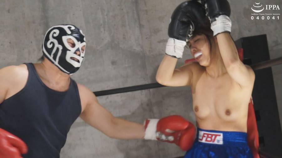 【HD】Beautiful Naked One-sided Boxing Vol.2(ビューティフル・ネイキッド・ワンサイド・ボクシング) サンプル画像08