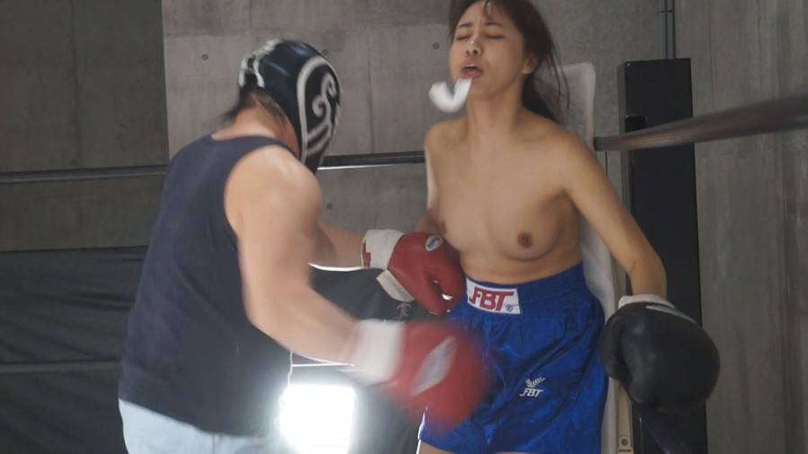【HD】Beautiful Naked One-sided Boxing Vol.2(ビューティフル・ネイキッド・ワンサイド・ボクシング) サンプル画像09