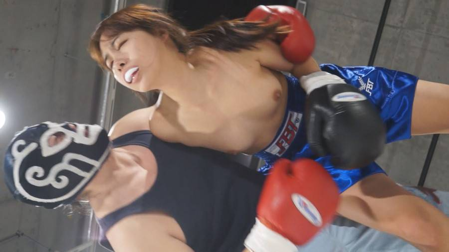 【HD】Beautiful Naked One-sided Boxing Vol.2(ビューティフル・ネイキッド・ワンサイド・ボクシング) サンプル画像10