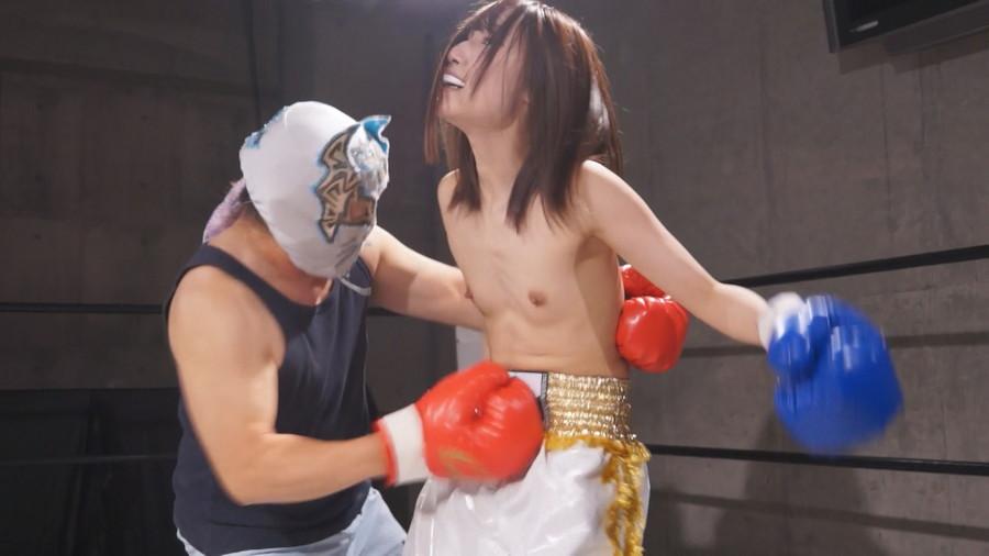 【HD】Beautiful Naked One-sided Boxing Vol.3(ビューティフル・ネイキッド・ワンサイド・ボクシング)【プレミアム会員限定】 サンプル画像05