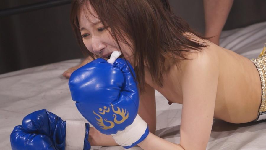 【HD】Beautiful Naked One-sided Boxing Vol.3(ビューティフル・ネイキッド・ワンサイド・ボクシング)【プレミアム会員限定】 サンプル画像08