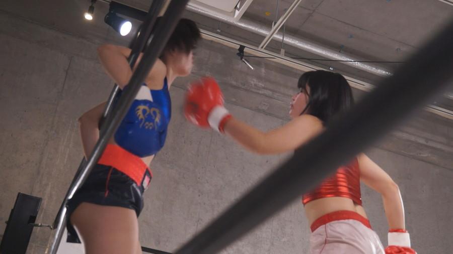 【HD】Metallic Costume Domination Woman Boxing Vol.01 (メタリック・コスチューム・ドミネーション・ウーマン・ボクシング) サンプル画像01