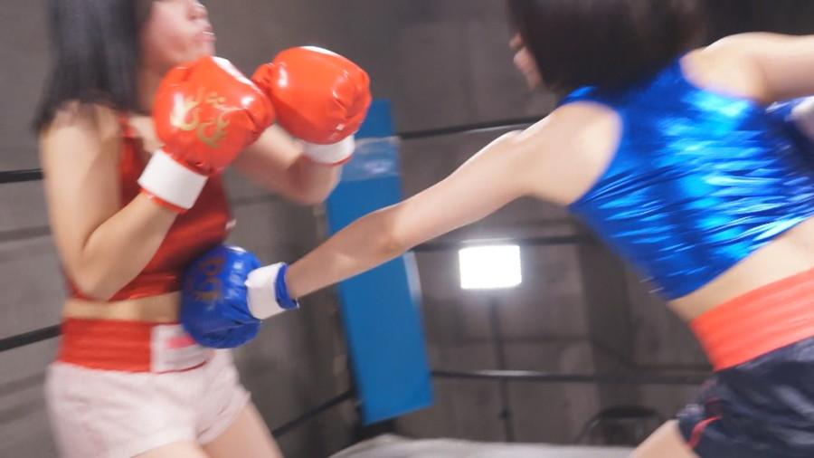 【HD】Metallic Costume Domination Woman Boxing Vol.01 (メタリック・コスチューム・ドミネーション・ウーマン・ボクシング) サンプル画像04