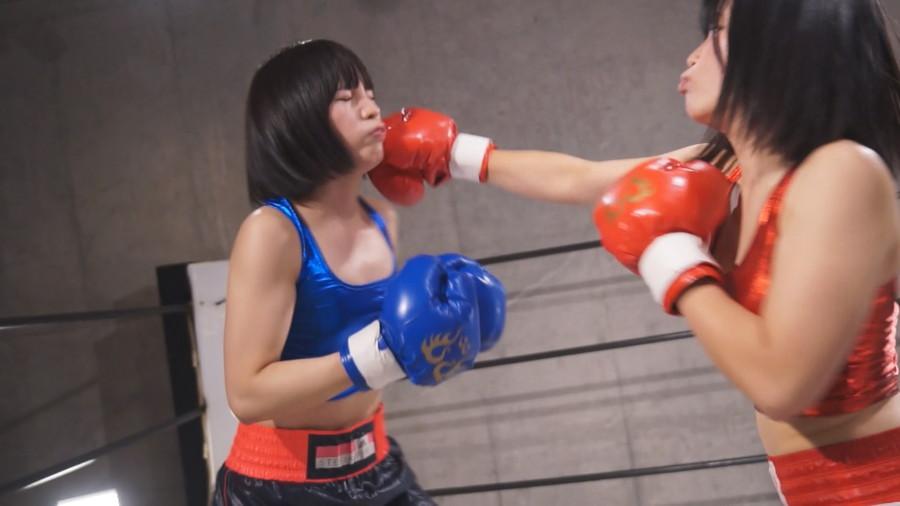 【HD】Metallic Costume Domination Woman Boxing Vol.01 (メタリック・コスチューム・ドミネーション・ウーマン・ボクシング) サンプル画像05