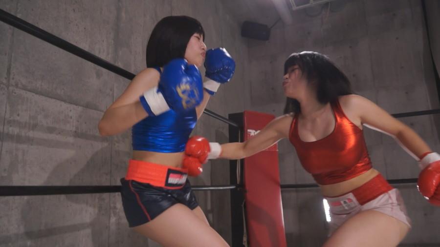 【HD】Metallic Costume Domination Woman Boxing Vol.01 (メタリック・コスチューム・ドミネーション・ウーマン・ボクシング) サンプル画像06