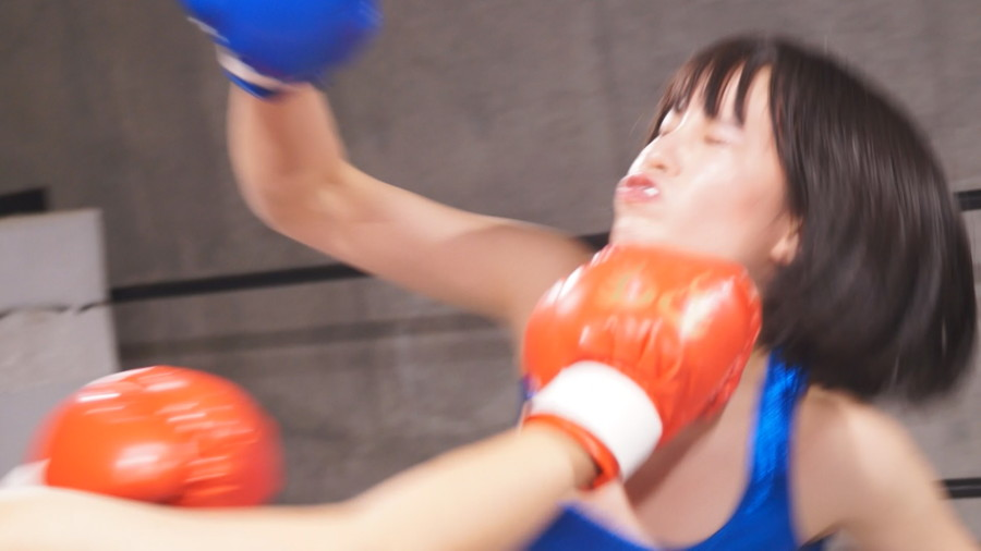 【HD】Metallic Costume Domination Woman Boxing Vol.01 (メタリック・コスチューム・ドミネーション・ウーマン・ボクシング) サンプル画像07