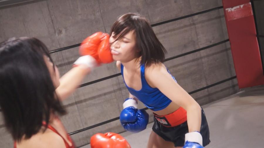 【HD】Metallic Costume Domination Woman Boxing Vol.01 (メタリック・コスチューム・ドミネーション・ウーマン・ボクシング) サンプル画像11