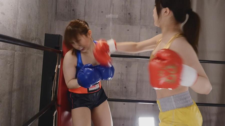 【HD】Metallic Costume Domination Woman Boxing Vol.02 (メタリック・コスチューム・ドミネーション・ウーマン・ボクシング)【プレミアム会員限定】 サンプル画像04