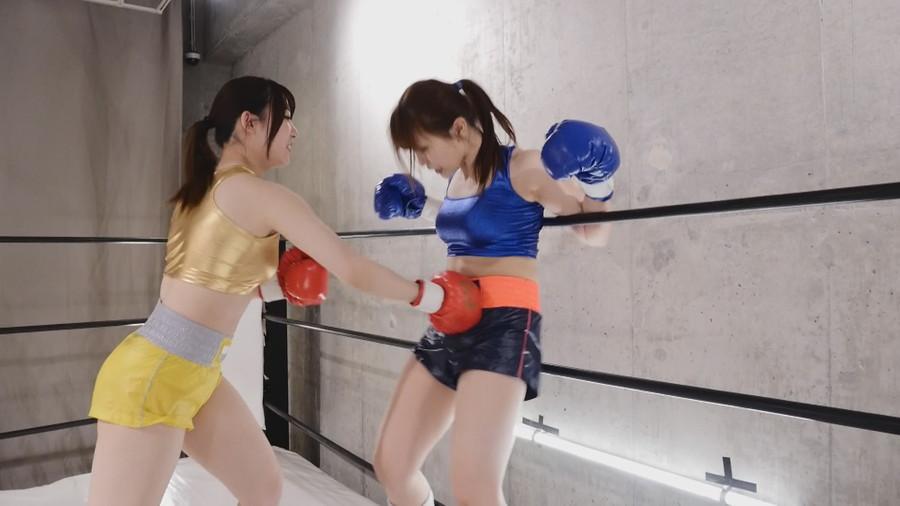 【HD】Metallic Costume Domination Woman Boxing Vol.02 (メタリック・コスチューム・ドミネーション・ウーマン・ボクシング)【プレミアム会員限定】 サンプル画像09