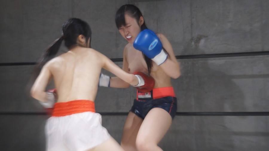 【HD】Beautiful Naked Woman Boxing Vol.01(ビューティフル・ネイキッド・ウーマン・ボクシング) サンプル画像06