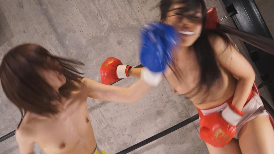 【HD】Beautiful Naked Woman Boxing Vol.3(ビューティフル・ネイキッド・ウーマン・ボクシング)【プレミアム会員限定】 サンプル画像03
