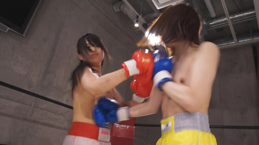 【HD】Beautiful Naked Woman Boxing Vol.3(ビューティフル・ネイキッド・ウーマン・ボクシング)【プレミアム会員限定】 サンプル画像08