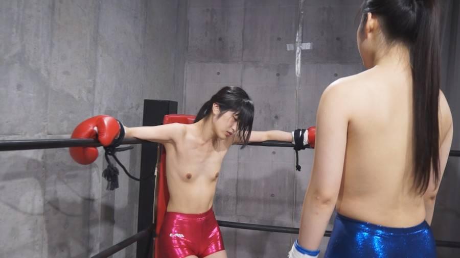 【HD】Beautiful Naked Woman Punching Bag Vol.1(ビューティフル・ネイキッド・ウーマン・パンチングバッグ) サンプル画像03