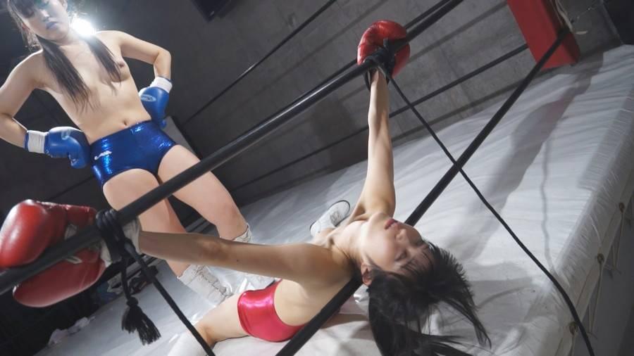 【HD】Beautiful Naked Woman Punching Bag Vol.1(ビューティフル・ネイキッド・ウーマン・パンチングバッグ) サンプル画像08