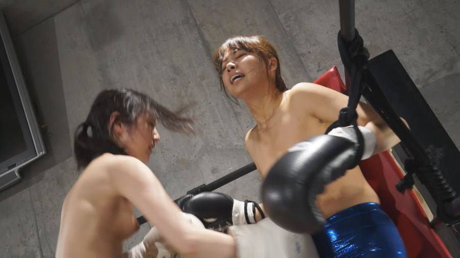 【HD】Beautiful Naked Woman Punching Bag Vol.2(ビューティフル・ネイキッド・ウーマン・パンチングバッグ) サンプル画像07