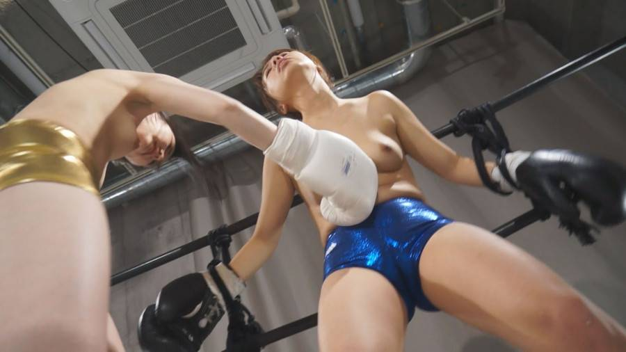 【HD】Beautiful Naked Woman Punching Bag Vol.2(ビューティフル・ネイキッド・ウーマン・パンチングバッグ) サンプル画像10