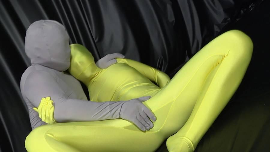 【HD】Fetish全身タイツ07 サンプル画像04
