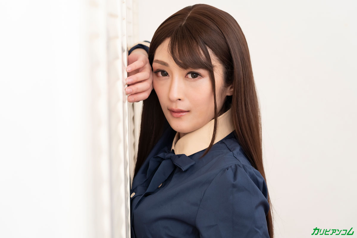 Reika Kudo! The first anal in my life! Sample image 03