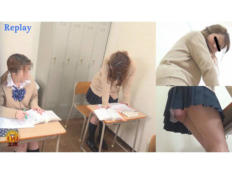 我慢限界!!足止めをくらった女学生のおしっこ漏らし2 サンプル画像5