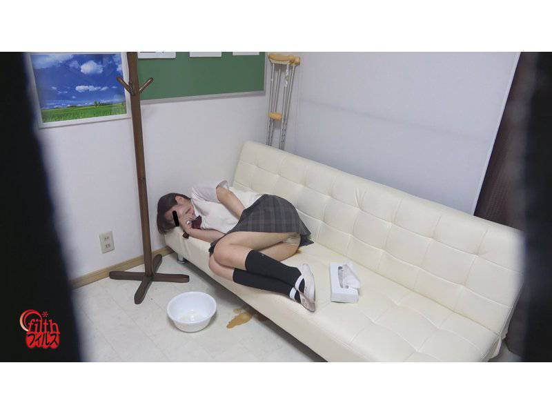 食中毒下痢便3 保健室の女子校生編 サンプル画像6