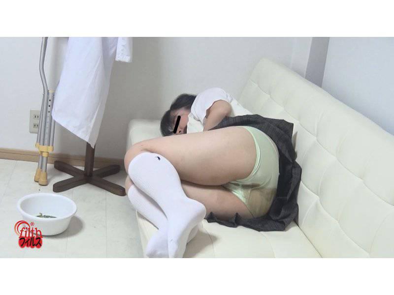 食中毒下痢便3 保健室の女子校生編 サンプル画像8