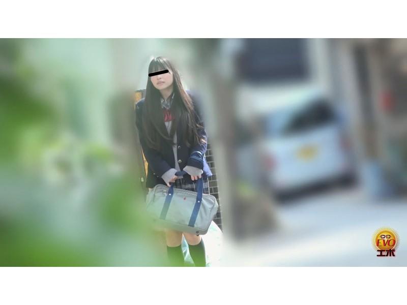 盗撮 路地裏WIDE野ション4 サンプル画像8